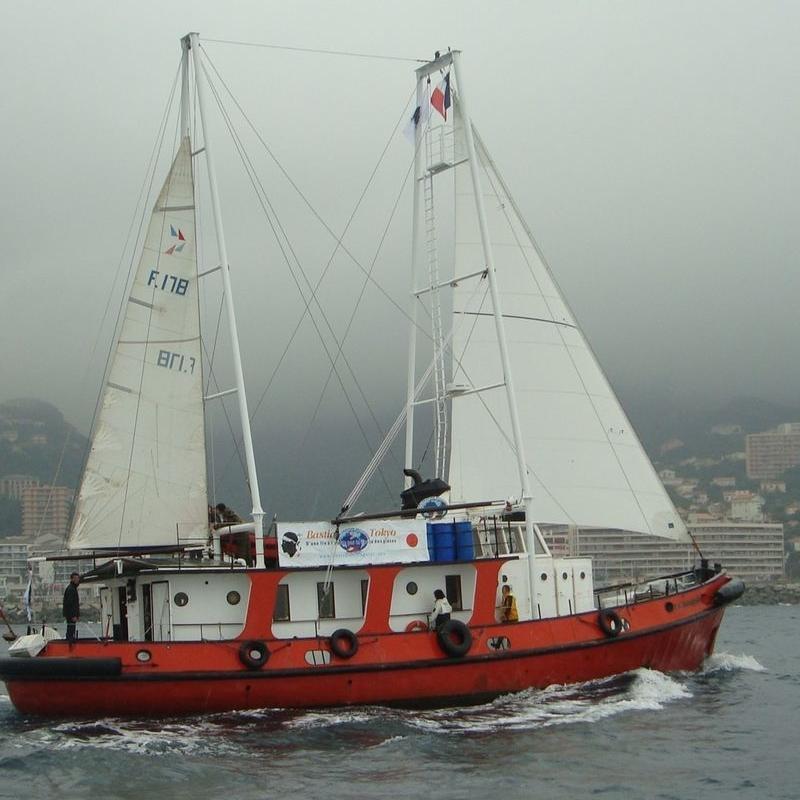 Le baliseur Charles-Babin pourrait bien reprendre la mer Lemanguier-sous-voile