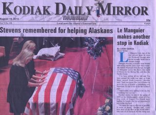 Kodiak daily news 72