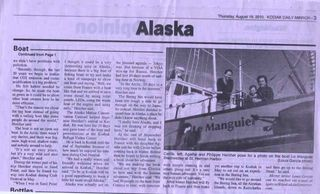 Kodiak daily news 2 72