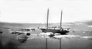 13177-Yacht-Argo-Arctic-Ocean--Anglo-American-Polar-Expedition--Cannin