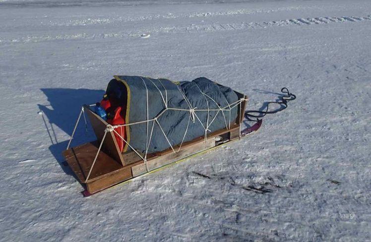 New sled