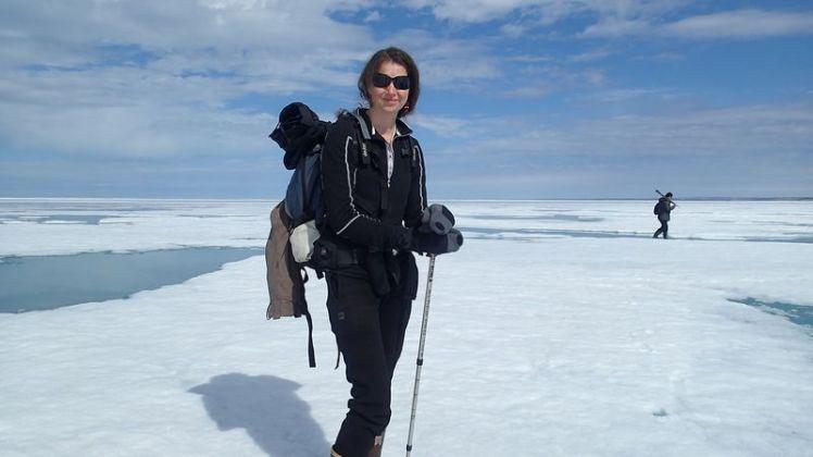 Sur la glace encore