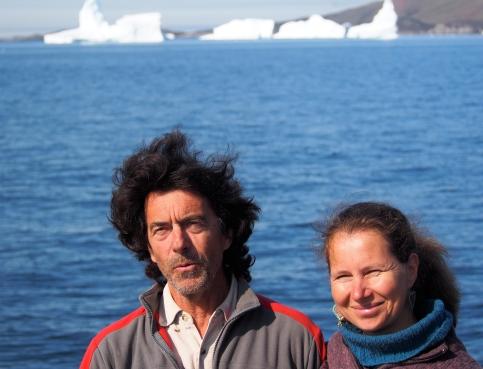 Philippe et Cécile Hercher