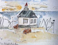 Maison-phare de Medvedyi