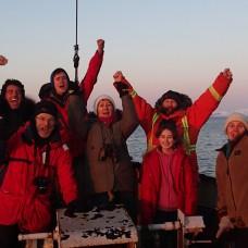 Équipage 2014 (Passage du Nord-Ouest)