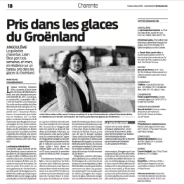 Sud-Ouest, 11/12/2016
