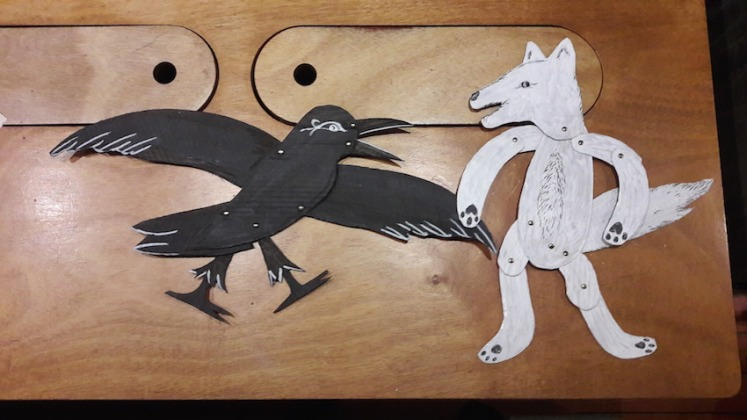 renard-et-corbeau