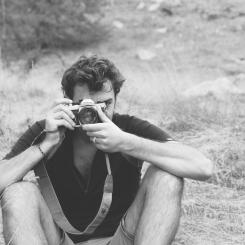 Théo Giacometti, photographe