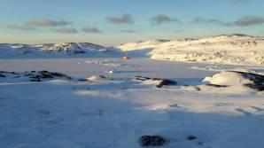 Le Manguier dans la baie de Qammavinnguaq