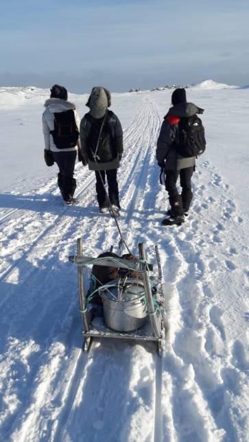 SEB vous accompagne dans vos expéditions polaires ...